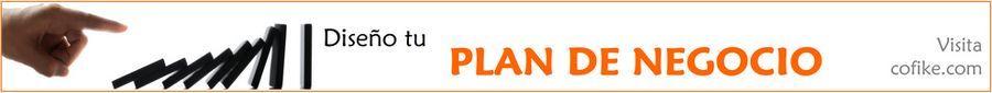 Banner plan de negocio