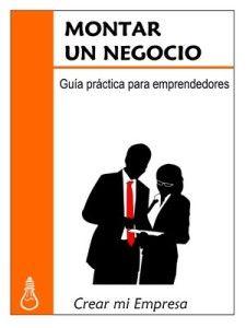 Portada libro montar un negocio