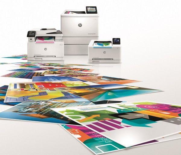 campaña HP LaserJet