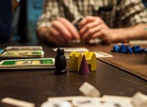 juego de mesa idea de negocio