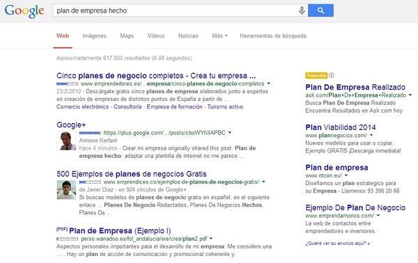 SEO con Google+