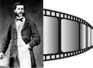 el cine fue inventado por Louis Le Prince