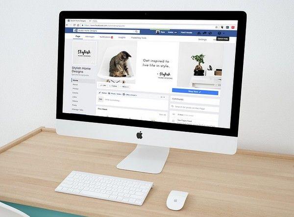 contenidos para pagina facebook