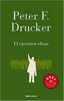 el ejecutivo eficaz - libros para emprendedores