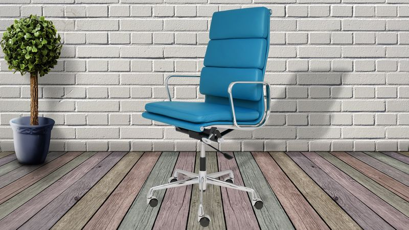 Como elegir una silla de escritorio (o de oficina) Crear