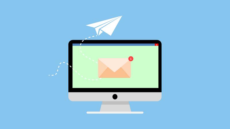 estructura dirección de correo electrónico