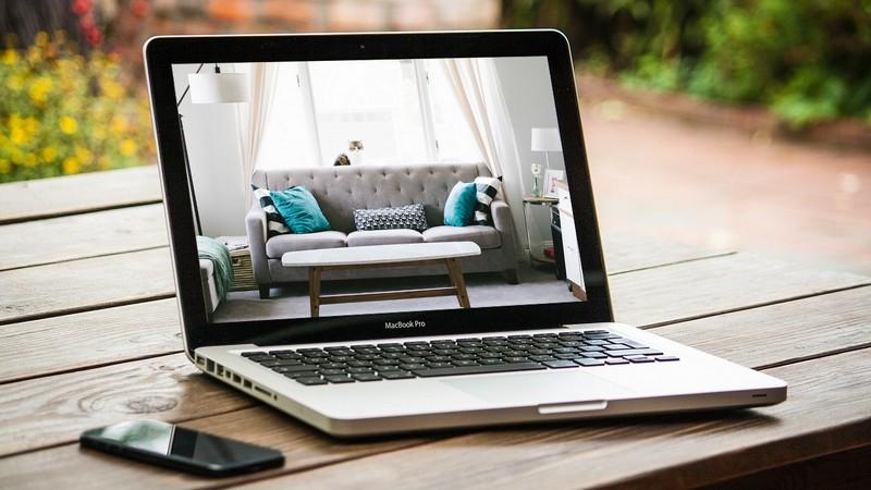 montar una tienda de muebles online