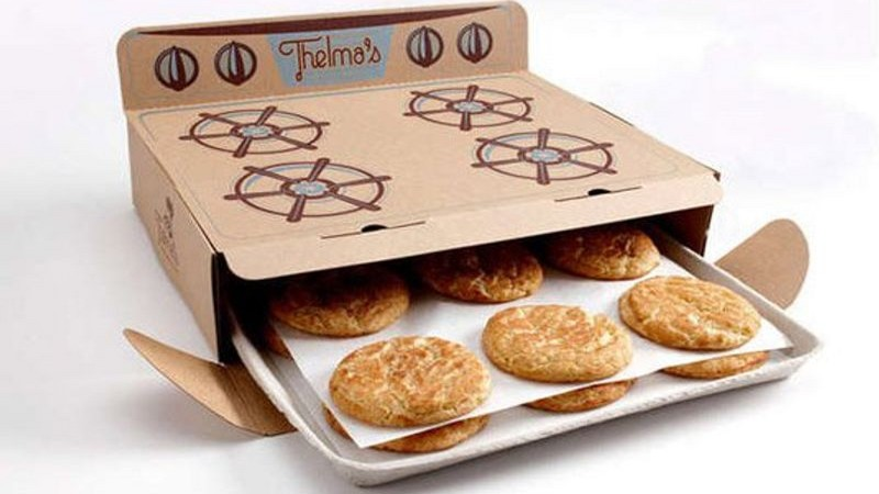 packaging tienda online thelma
