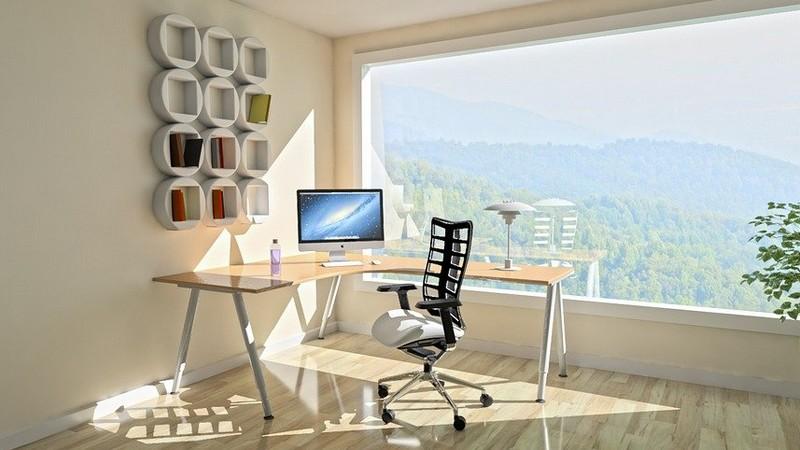 como crear una oficina en casa